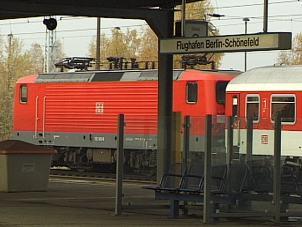112 143-3 Flughafen Berlin Schönefeld